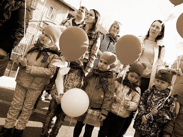 Празднование 9 мая в детском саду - Александр Власенко