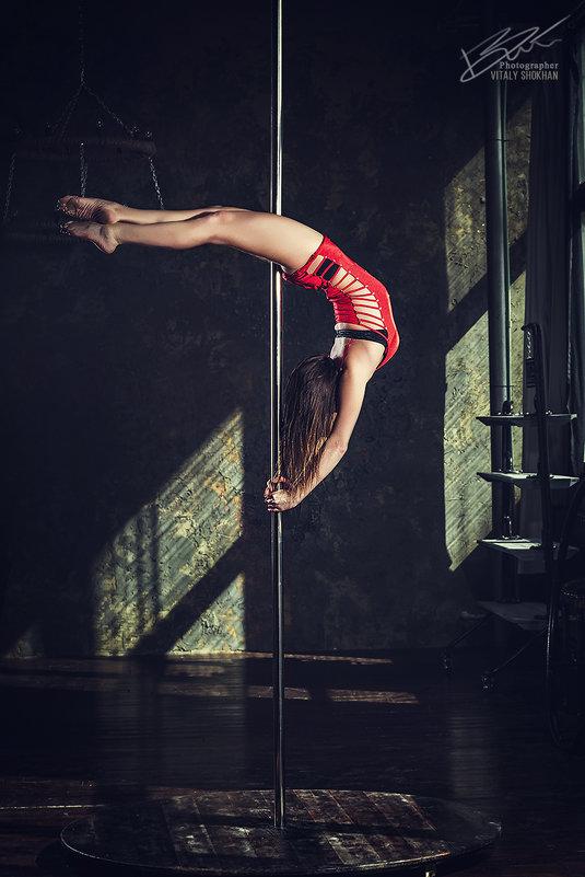 pole-dance - Vitaly Shokhan