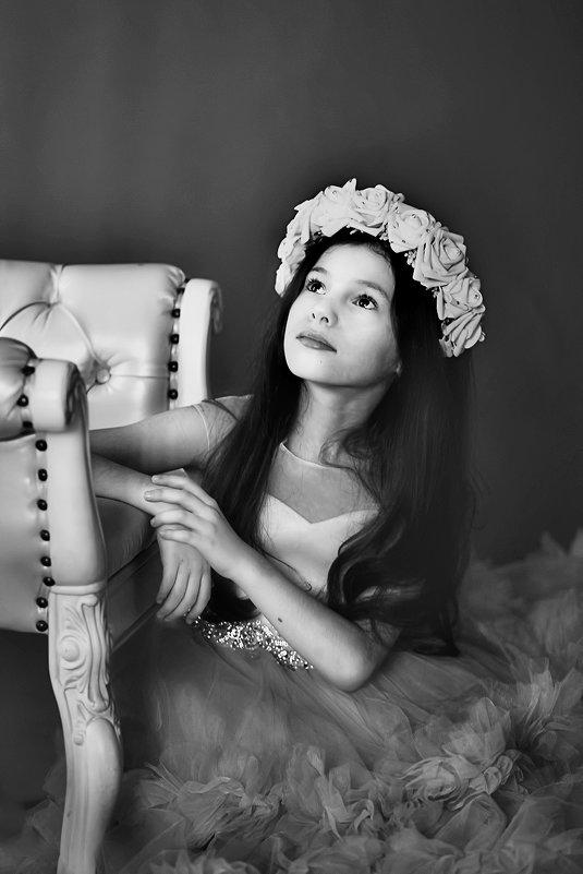 Детский портрет - Ирина Гомозова
