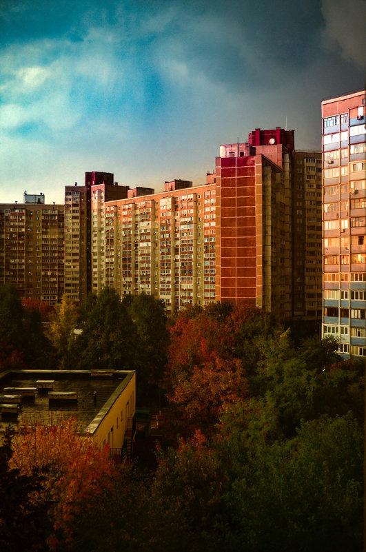 После ливня - Олег Лопухов