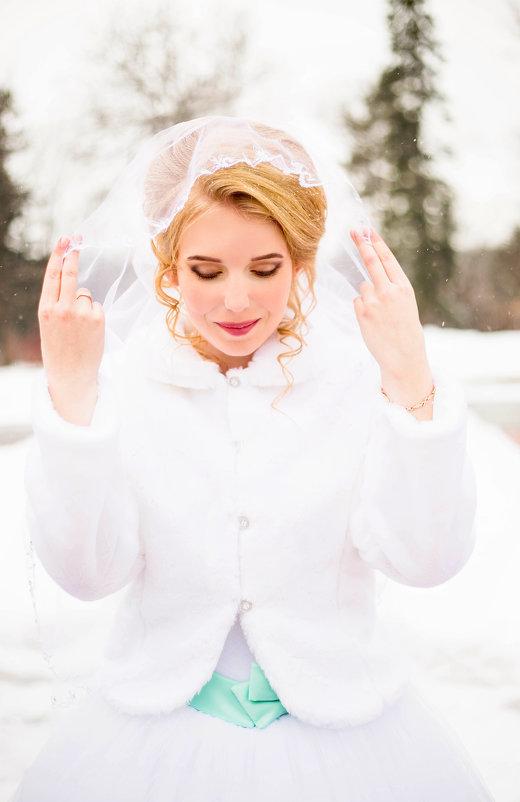 Зимняя красота - Олеся Ефанова