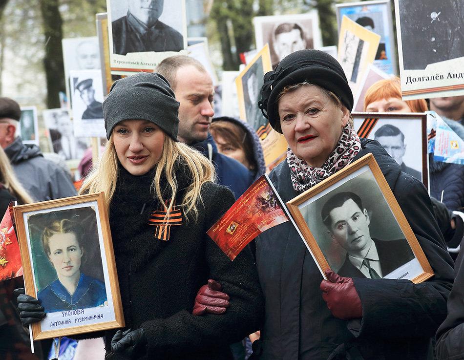 Бессмертный полк - Татьяна Панчешная