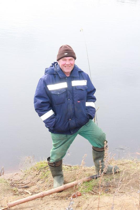 Заядлый рыбак... - Александр Широнин