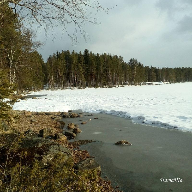 Весна в Карелии - Наталья