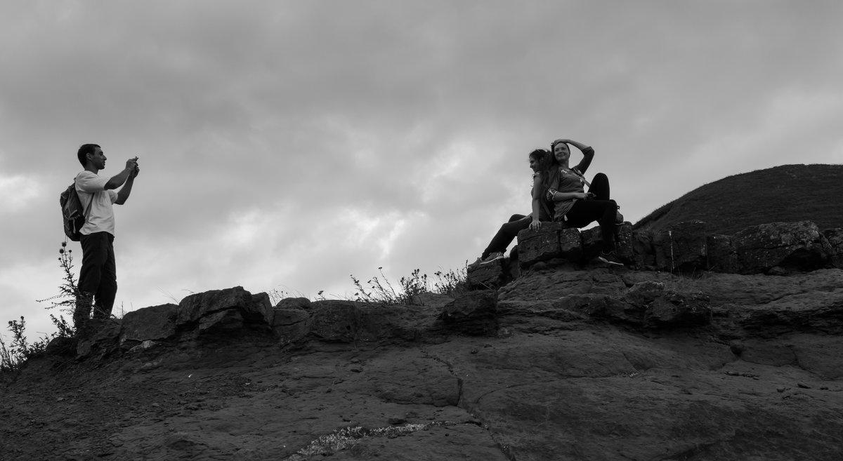 где-то в горах - Татьяна