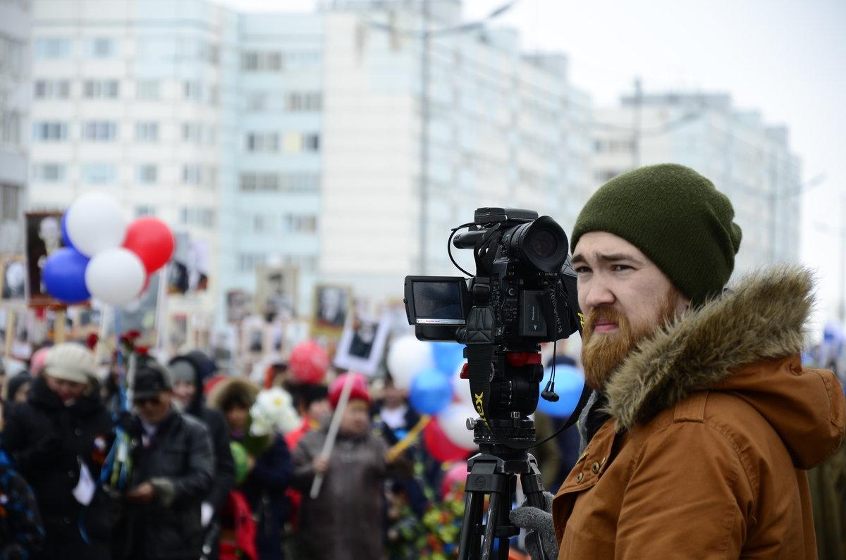 парад Победы - Дмитрий Рузаев