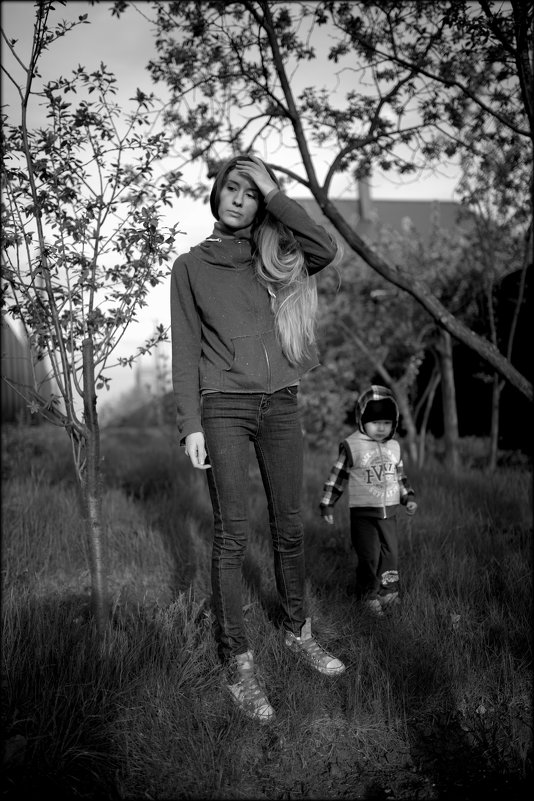 моя семья - Ильгам Кильдеев