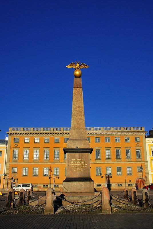 Александровская колонна! - M Marikfoto