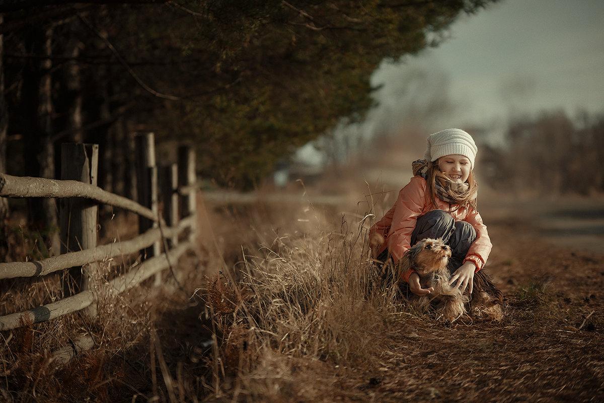 Человек собаке друг - Любовь Юрченко (Покацкая)