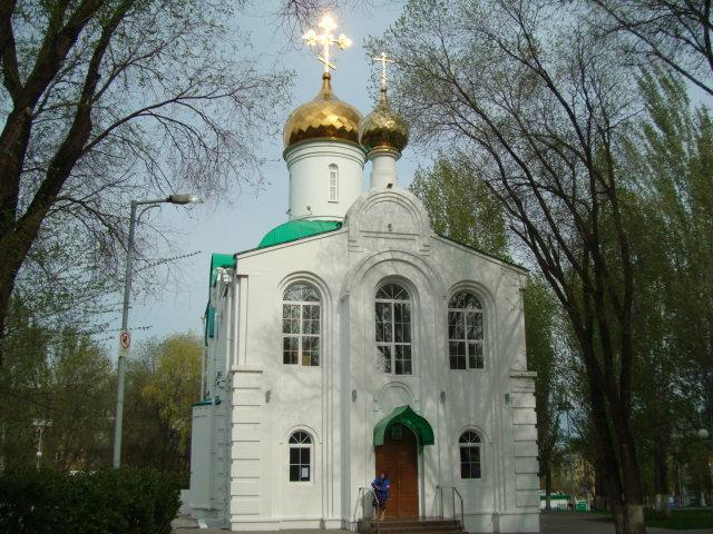 Церковь Бориса и Глеба - марина ковшова
