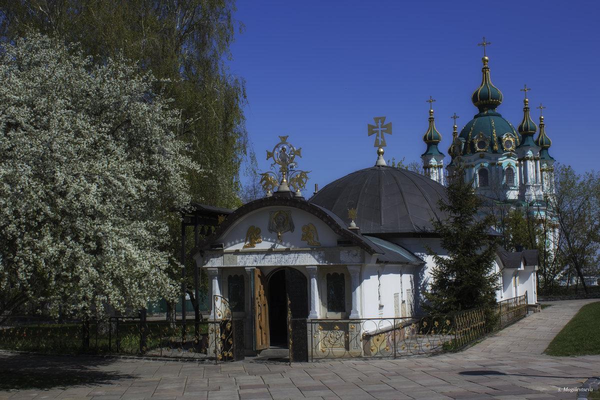 Архитектура Киева. - Svetlana