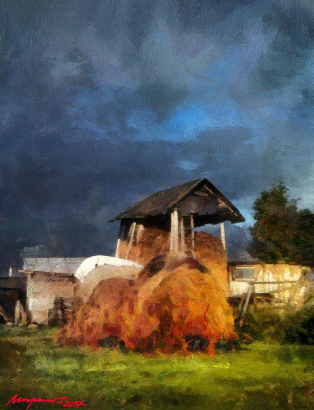 После грозы - Иван Миронов