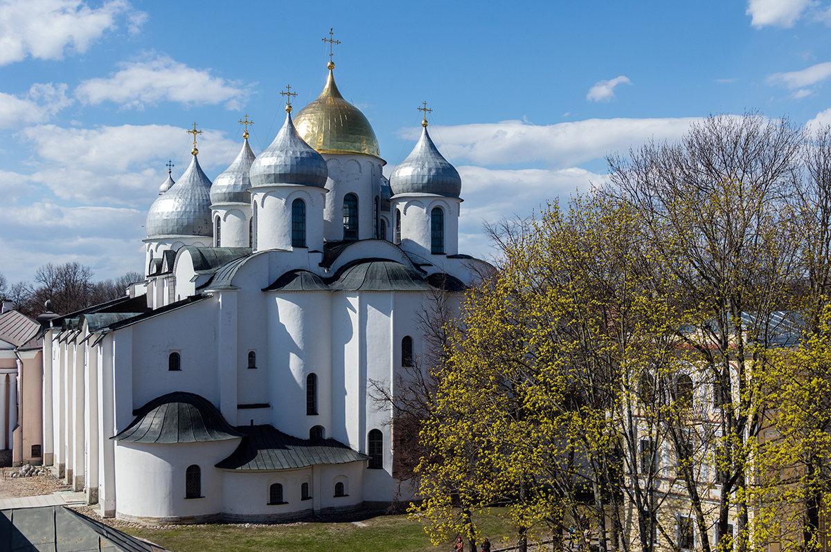 Софийский Собор, Новгород - VL