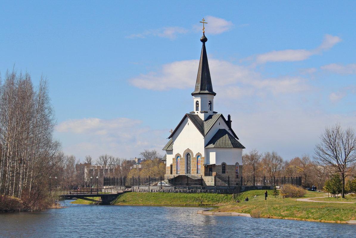 Георгиевская церковь - Олег Попков