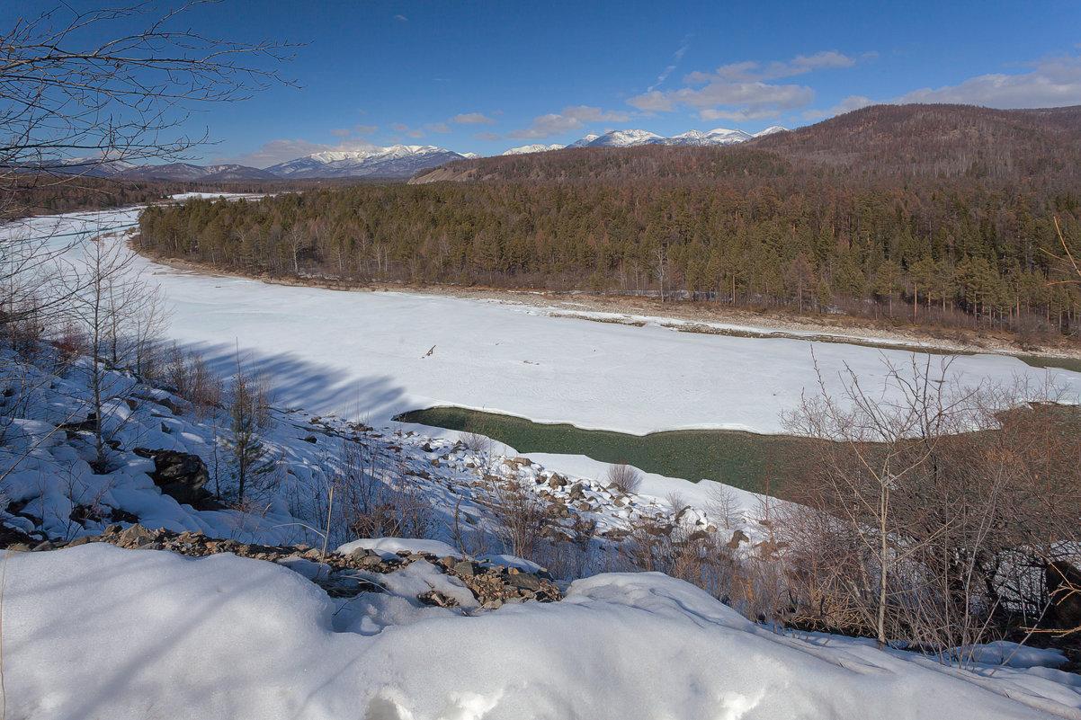 Начало ледохода - Анатолий Иргл