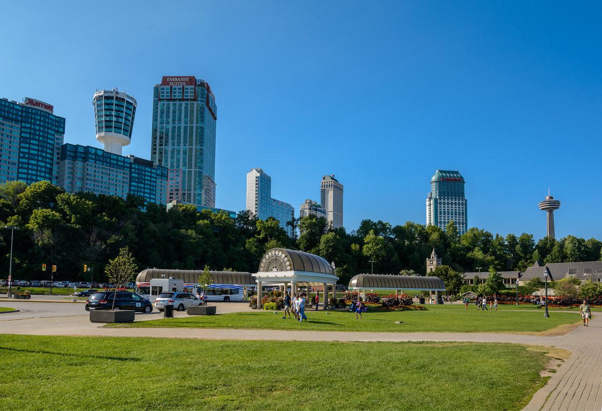 городок Ниагара Фолс, Канада - Константин Шабалин