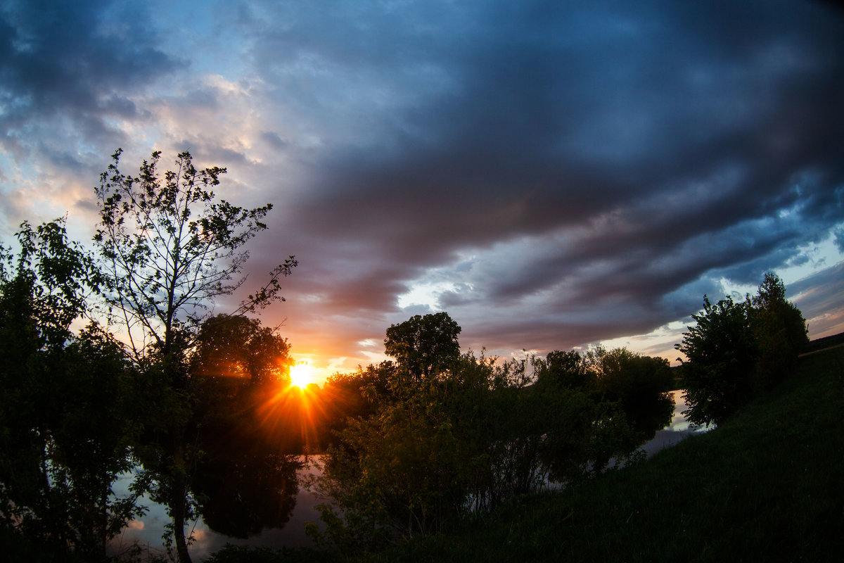 Краски неба - Svetlana