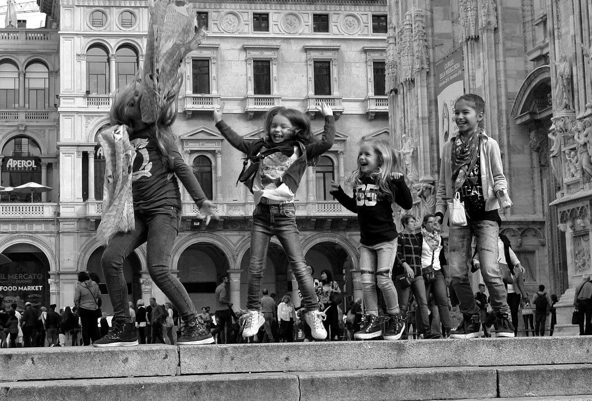 Один день в Милане #3 - Константин Подольский