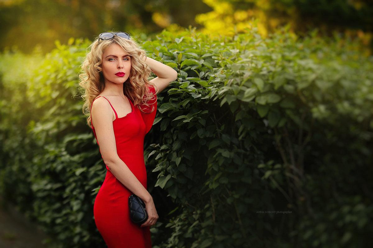 Олеся - Анна Локост