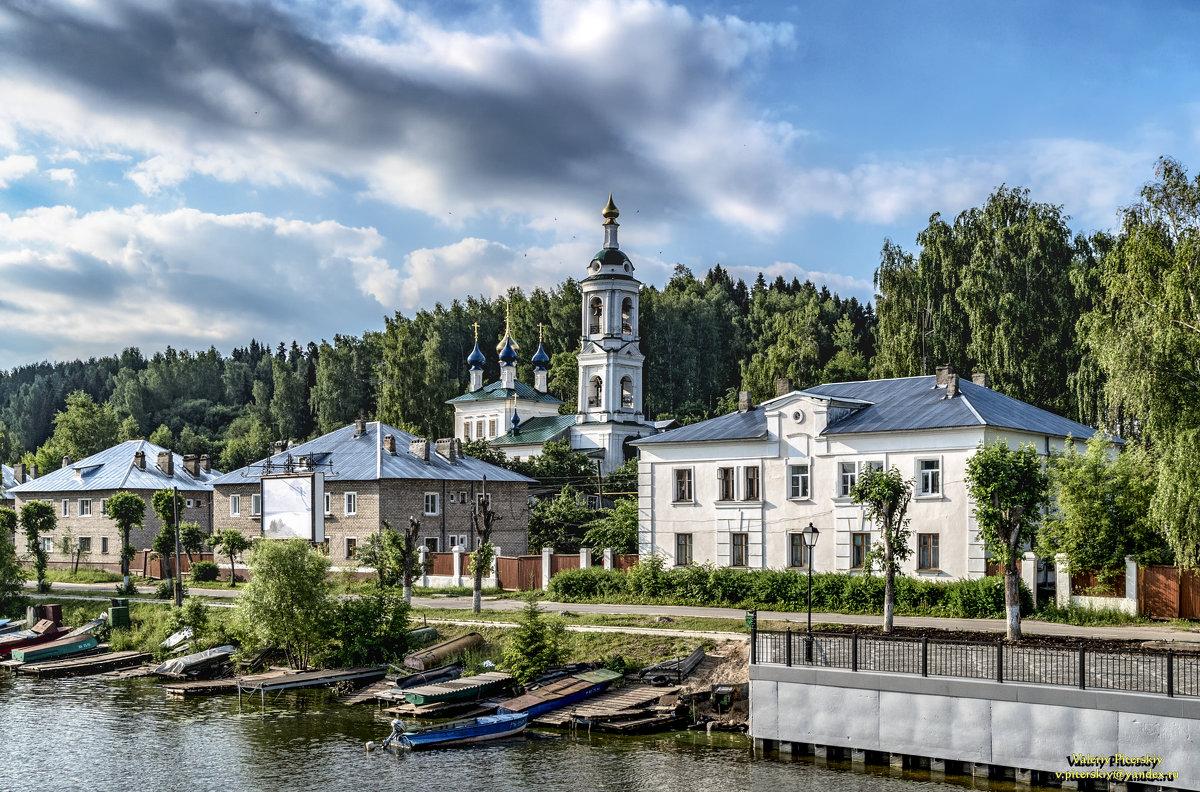 Нерядовой провинциальный город Плес* - Valeriy Piterskiy