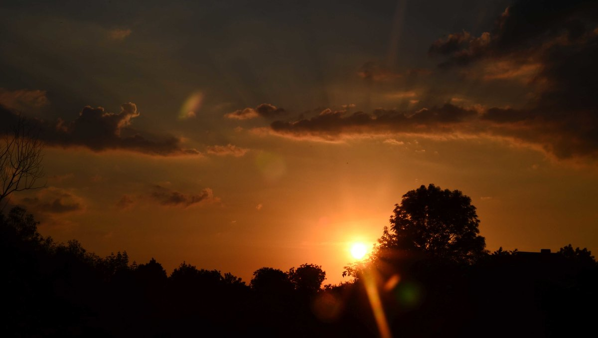 Захід сонця - Александр Тышко