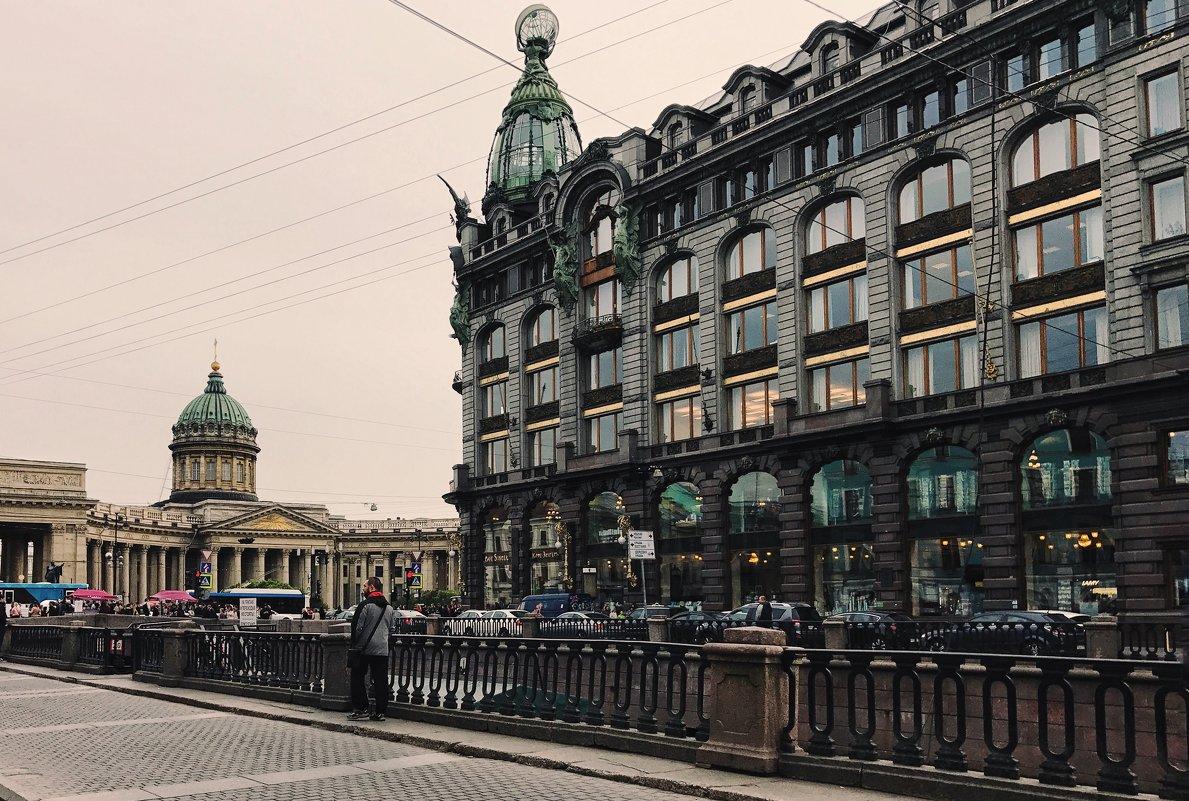 Питер - Лариса Журавлева