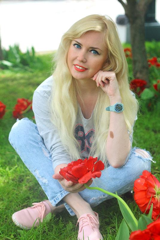 Ольга - Татьяна Колганова