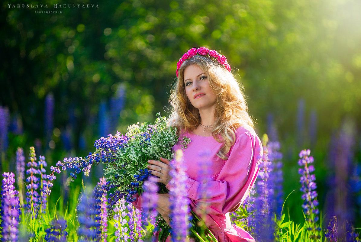 Марина - Ярослава Бакуняева