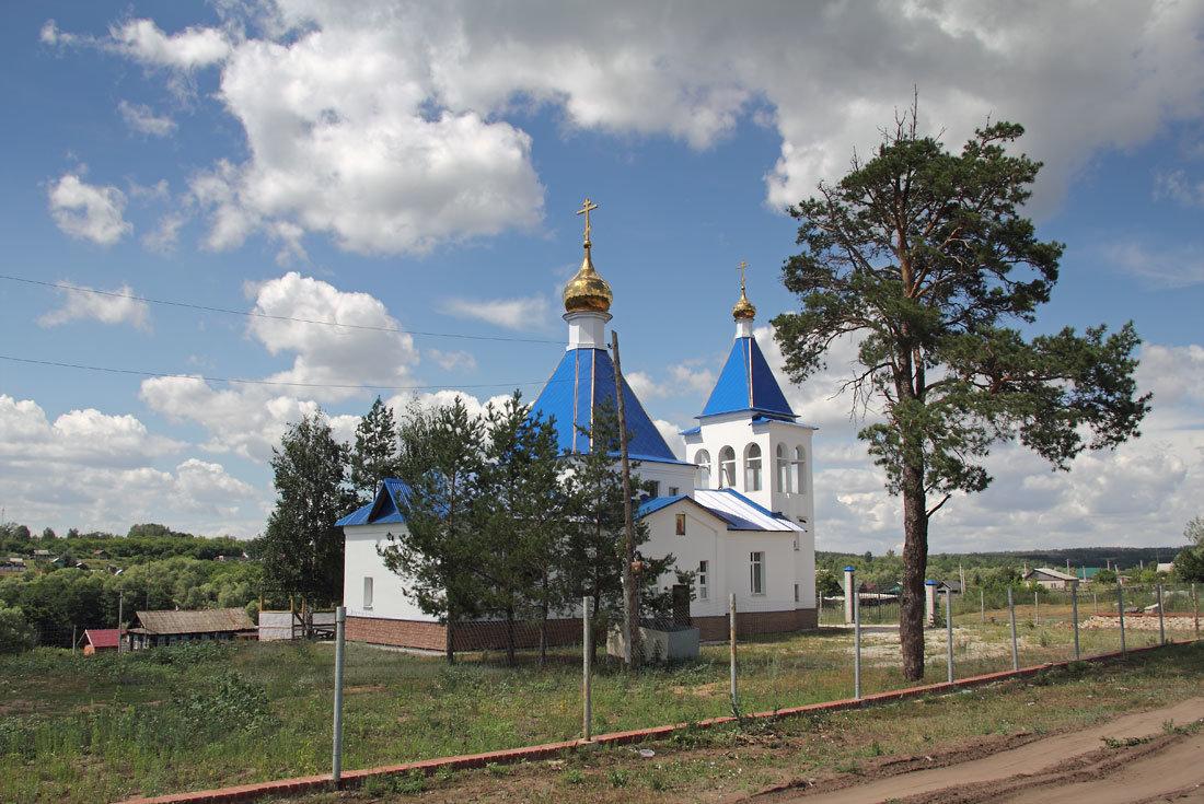 Храм. Старая Бинарадка. Самарская область - MILAV V