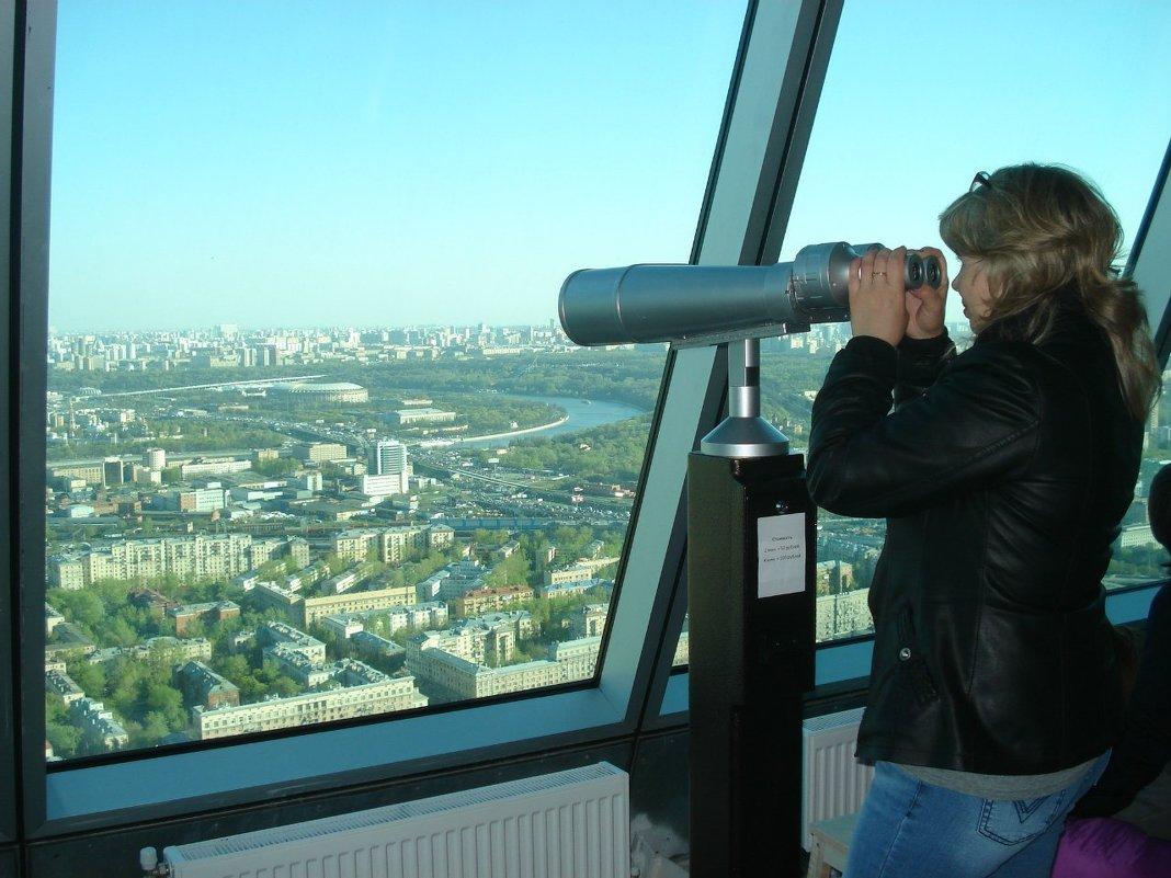 любуемся Москвой - Елена Кордумова