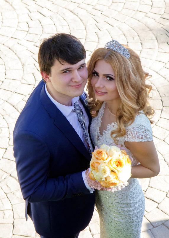 Оксана и Денис - Виолетта
