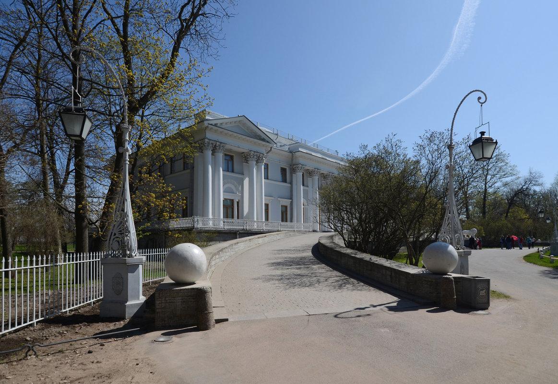 Елагинский дворец - Наталья Левина