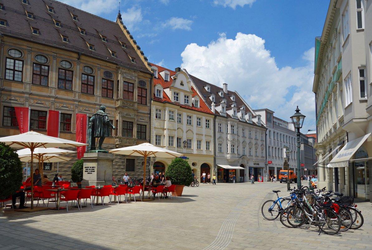 Augsburg - Galina Dzubina