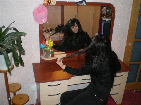 Скачать фото брюнеток в домашних условиях