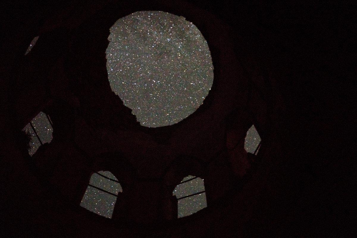 небо в куполе - Михаил