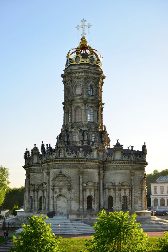 Церковь Знамения Пресвятой Богородицы - Grabilovka Калиниченко