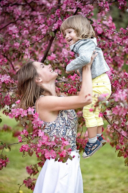 Цветущие сады - Juli Ameli