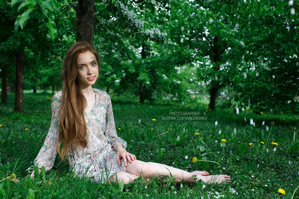 Полина :: Ольга Куценко - Социальная сеть ФотоКто