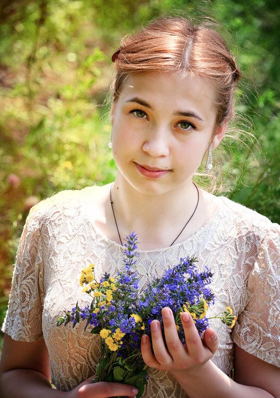 Ксенья - Юлия Коноваленко (Останина)