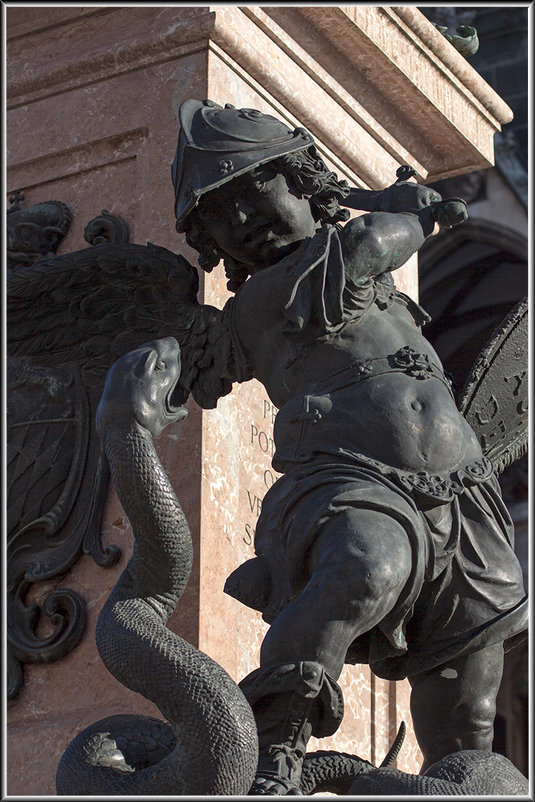 Мюнхен - Михаил Розенберг