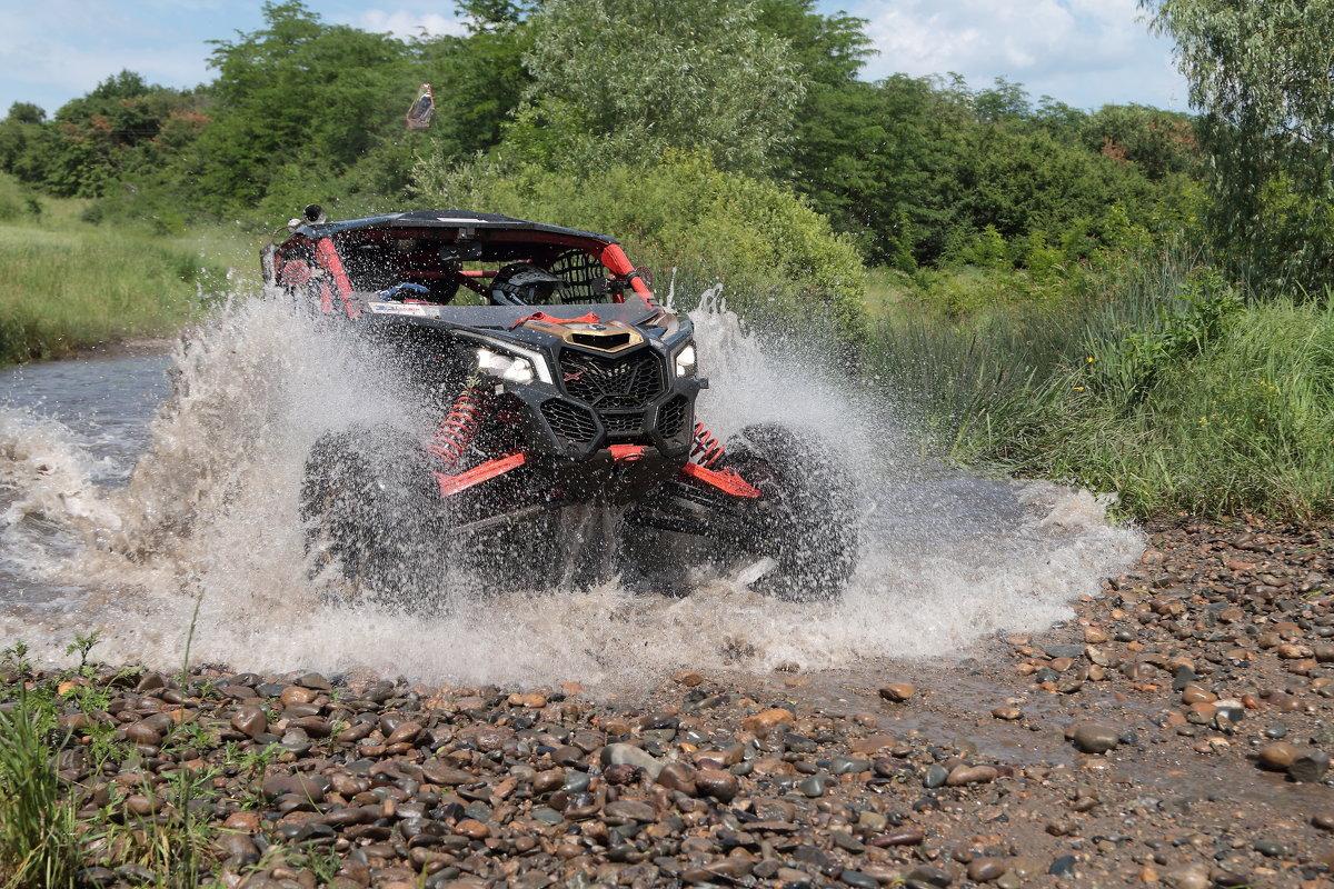 CAN-AM X RACE - 3 - Анатолий Стрельченко