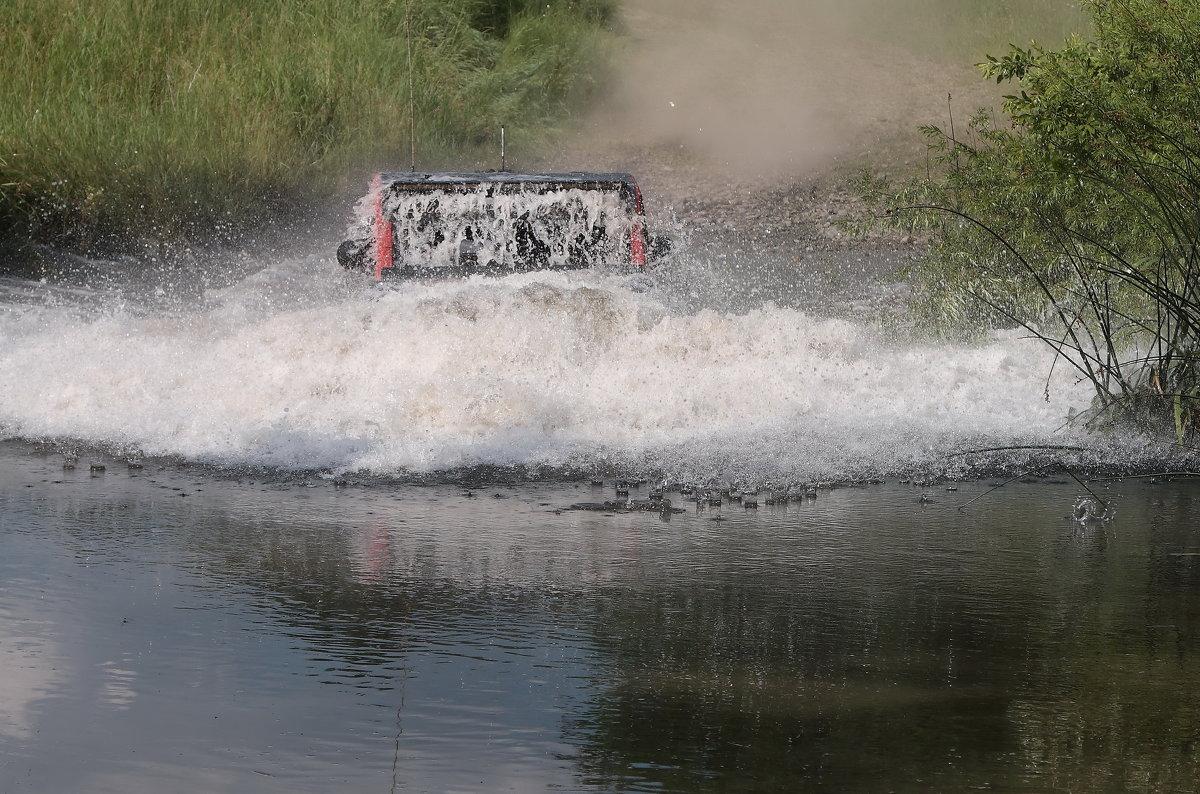 CAN-AM X RACE - Анатолий Стрельченко