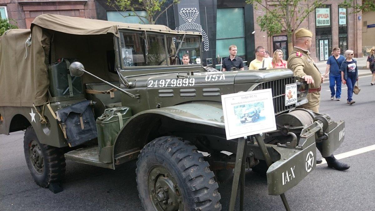Dodge WC-51 - Galina194701