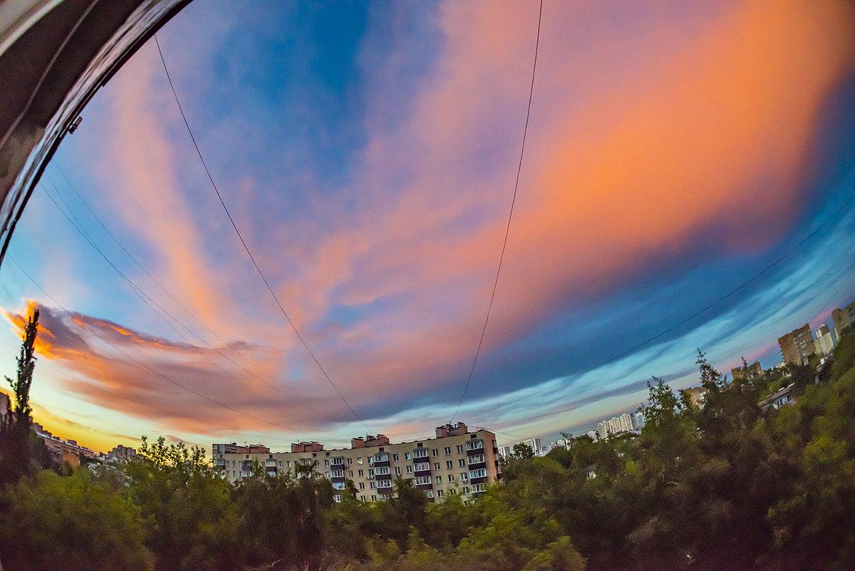 Закат над Москвой - Игорь Герман