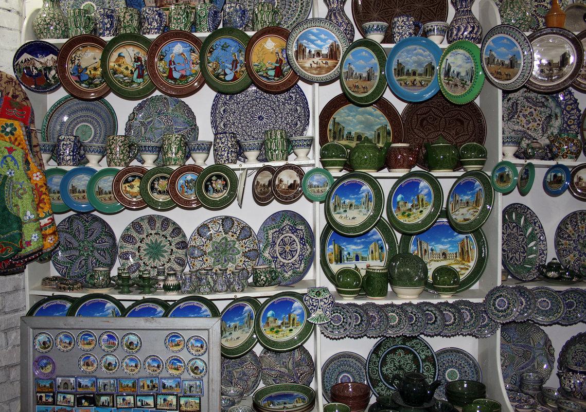 Самаркандские сувениры - Михаил Костоломов