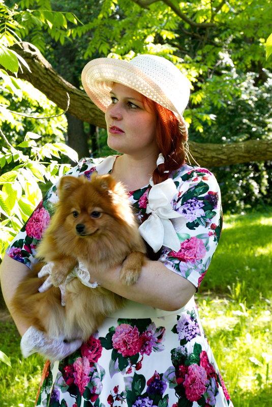Дама с собачкой - Алексей Корнеев