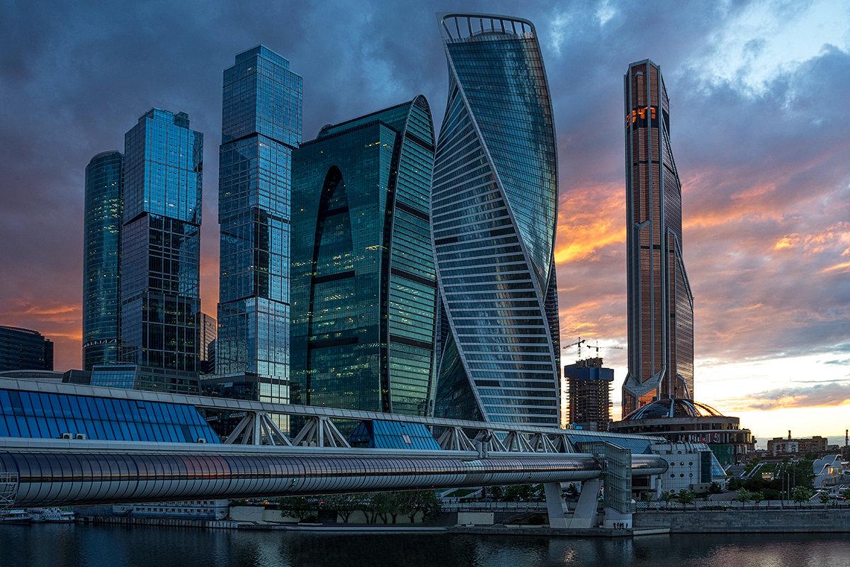 Москва-Сити - Виталий Устинов