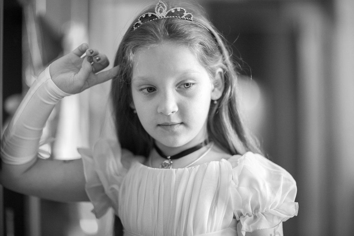 Портрет девочки - игорь козельцев
