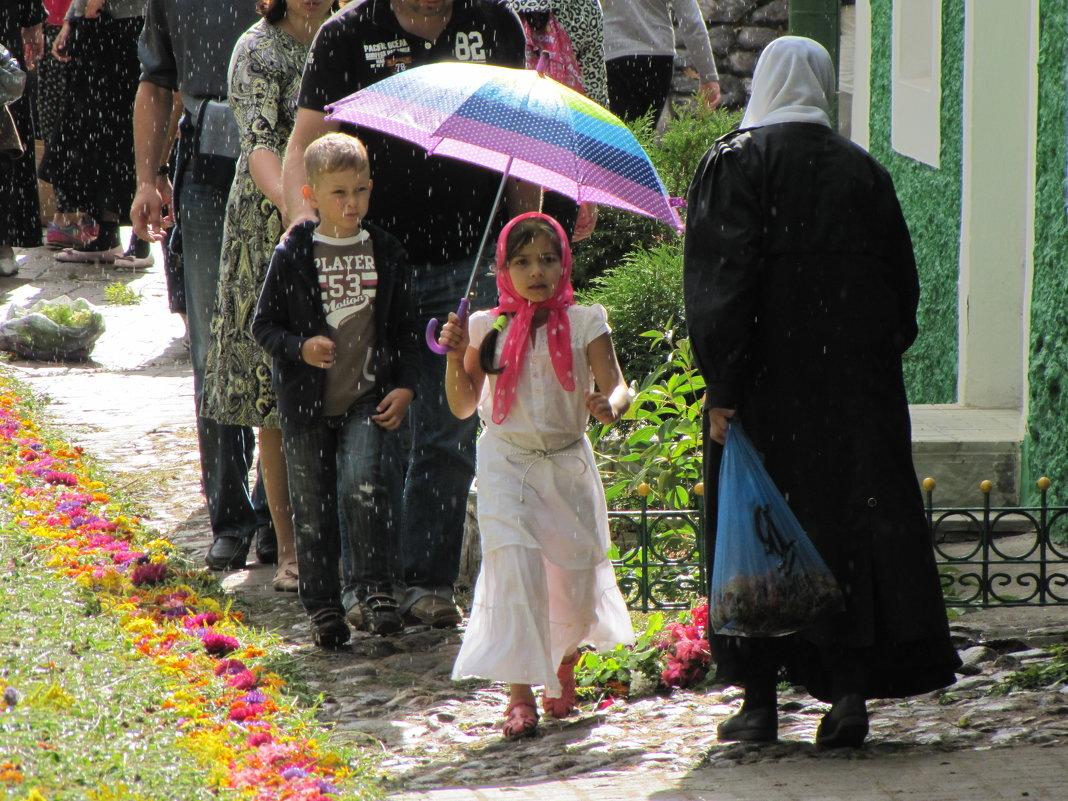 дождь - Галина