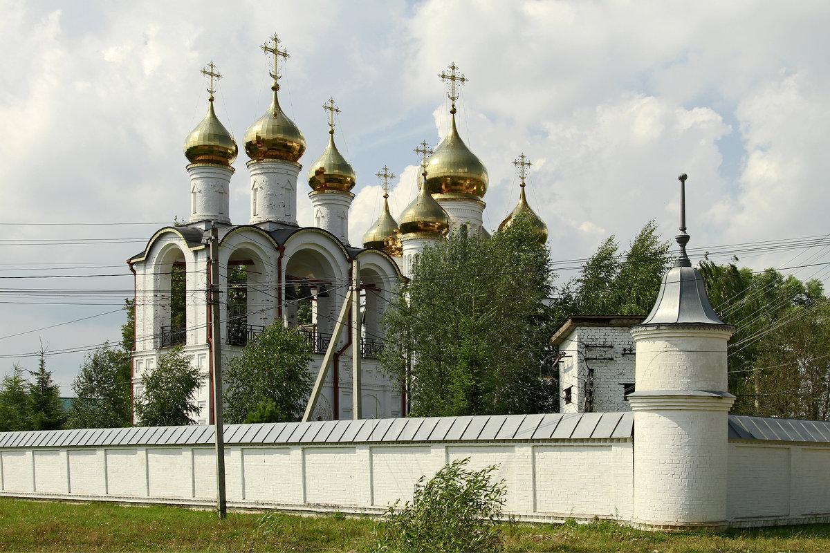 Свято-Никольский переславский женский монастырь - Тата Казакова